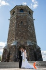 CT Wedding Photo - Fox Hill Tower, Vernon CT - CT Photo Group