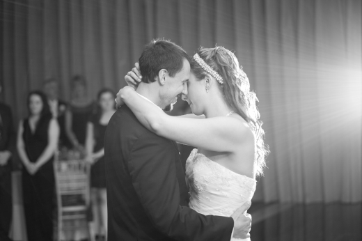 First Dance - The Waterview - Wedding Photography by CT Photo Group