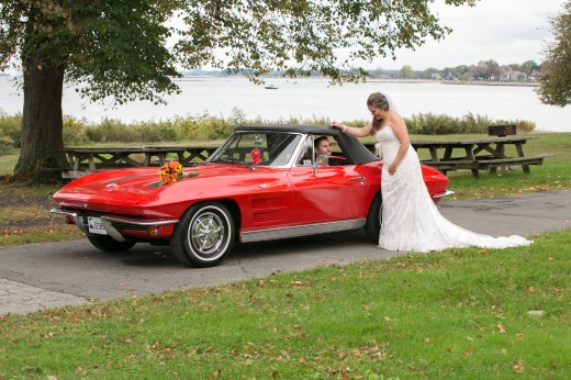 Wedding Photography - Sherwood Isle, Westport, CT