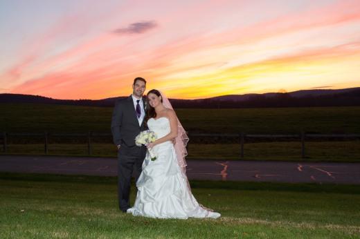 Sunset Photo - Wedding Photography - CT Photo Group
